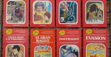 libros de los años 80