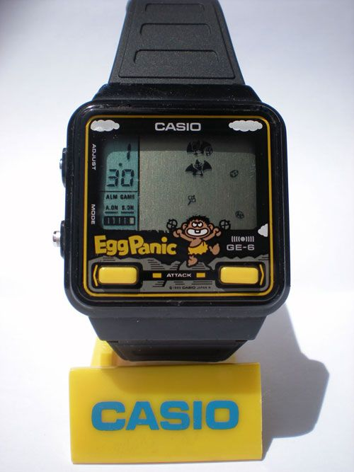 reloj watch game