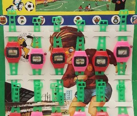 relojes de juguete