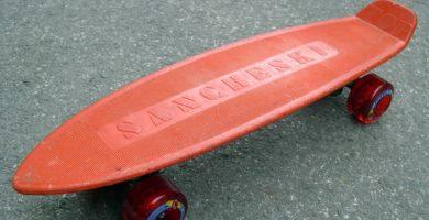 monopatin sancheski de los años 80