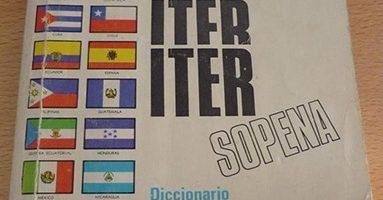 diccionario años 80 iter sopena