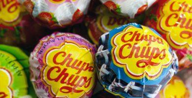 chupa chups dulces años 80