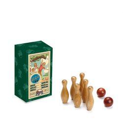 bolos de juguete vintage