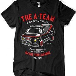 camiseta retro equipo a