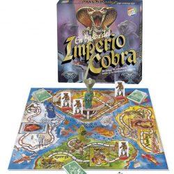 juego de mesa vintage imperio cobra