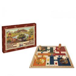 juego mesa vintage pachis cayro