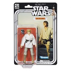 Luke Skywalker figura retro
