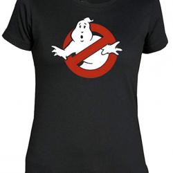 camiseta mujer cazafantasmas