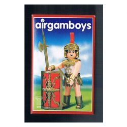 reedición airgam boy centurion