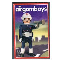 airgam boys reedición comisario