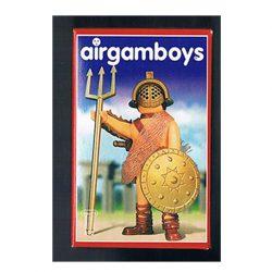 reedición airgam boys gladiador