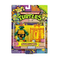 tortugas ninja retro figuras