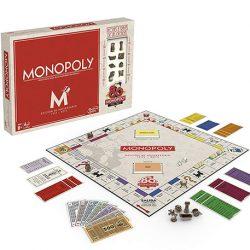 juego retro monopoly 80 anivesario