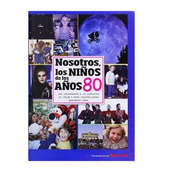 libro recuerdos años 80
