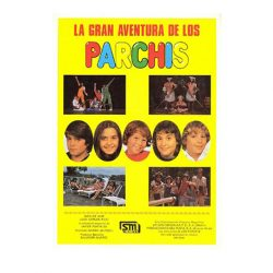 poster grupo parchis