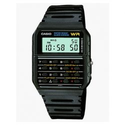 reloj calculadora retro