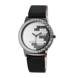 reloj tetris