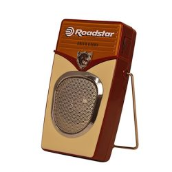 roadstar radio vintage portatil